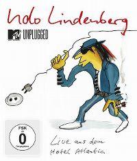 Cover Udo Lindenberg - MTV Unplugged - Live aus dem Hotel Atlantic [DVD]
